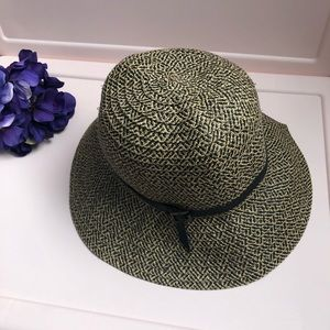 San Diego Hat straw hat with belt one size fit all